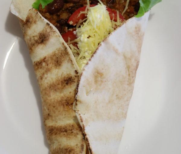 Chilli Con Carne Burritos