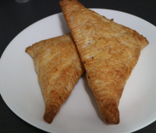 Chow Mein Pasties