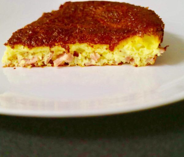 Quick and Easy Version of Quiche Lorraine
