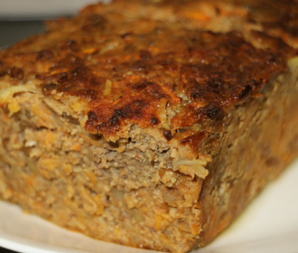 Easy Delicious Meatloaf