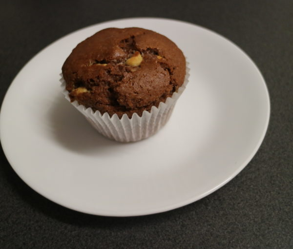 Choc Chip Chocolate Muffins