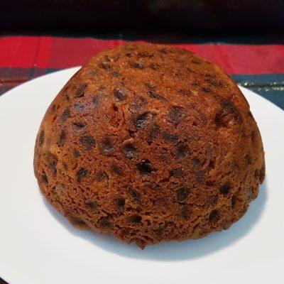 Easy Boiled Christmas Pudding