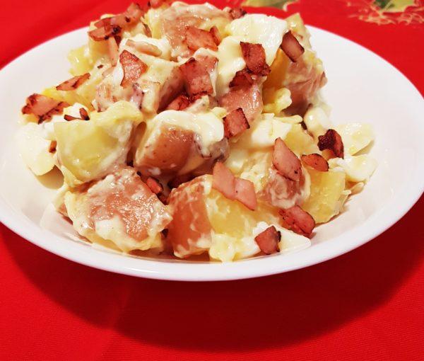 Easy Potato Salad